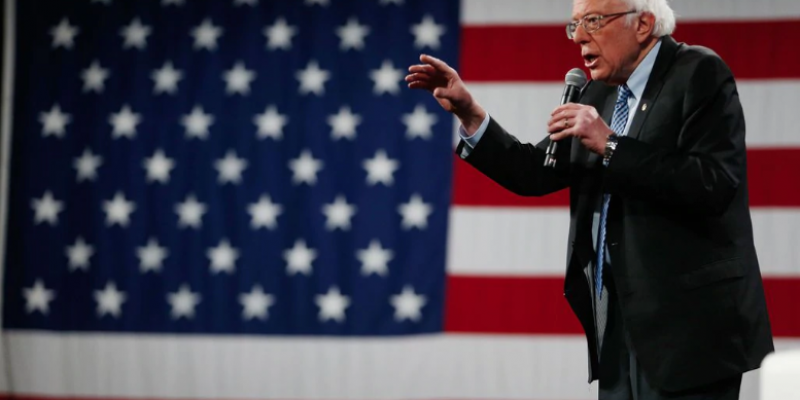 """SERIOUS WARNING: """"Bernie Sanders is Your Enemy,"""" Says People Who Know"""