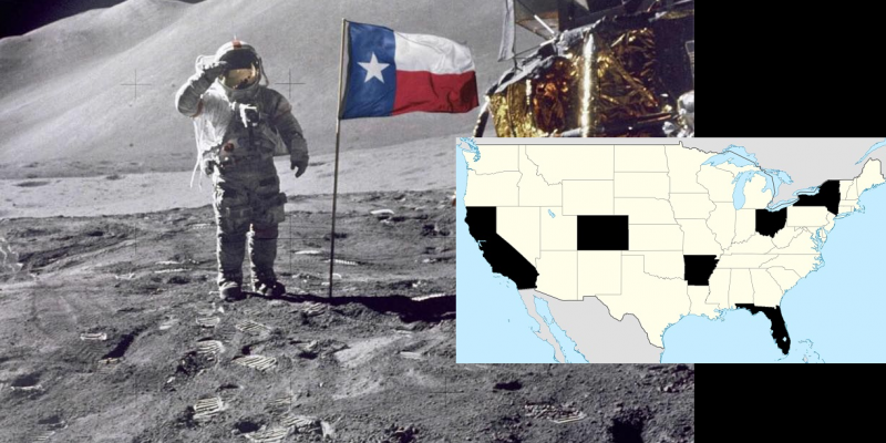 With Plan Submitted To Congress, Does This Mean Texas Gets Its Own Space Force?