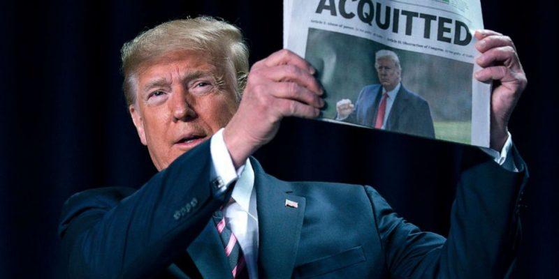 President Trump Strikes Back