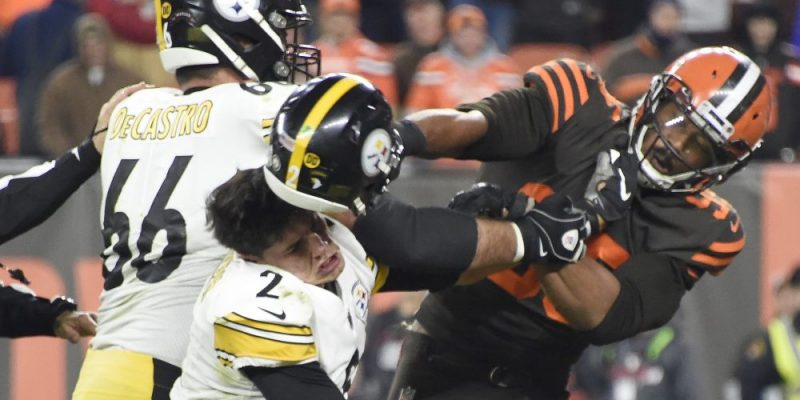 STILL NOT SORRY: Myles Garrett Reinstated, Doubles Down on Racial Accusation