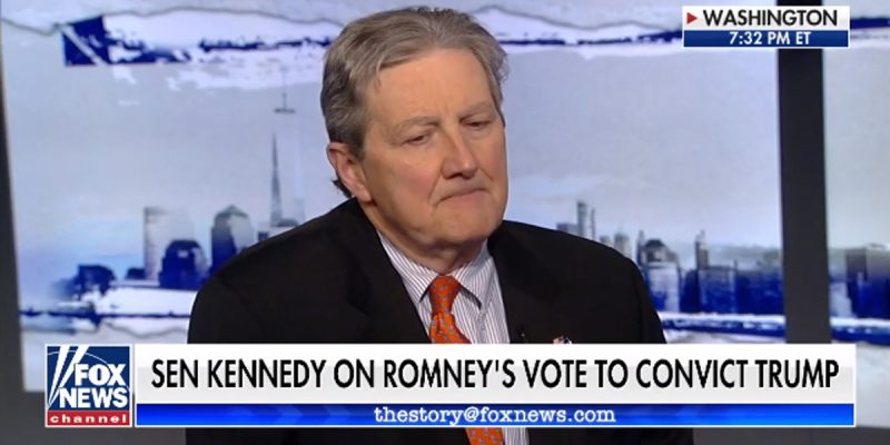 VIDEO: Kennedy Lights Up Pelosi, Romney On Martha McCallum