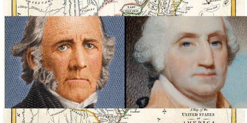 Why George Washington May Not Be Your First President