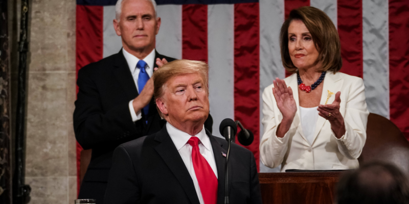 WATCH LIVE: President Trump Delivers State Of The Union Address