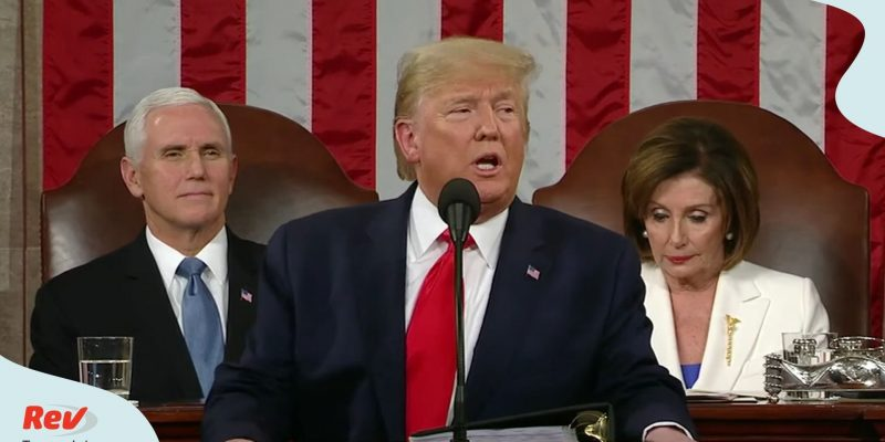 Highlights From President Trump's 2020 SOTU Address