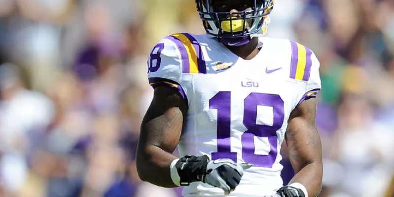 INNER STRENGTH: Seniors Stevens, Shelvin Both Deserve the No. 18 for LSU