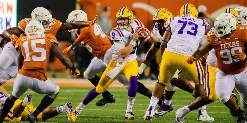 HAPPY 3/17: LSU's Historic Third and 17 Play Involved More Than Just Luck
