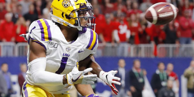 INVISIBLE KEY: LSU's Receiving Corps Will Boast Talent, but One Thing is Still Uncertain