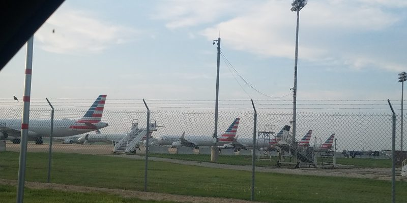 COVID-19 Might Force Airlines to Temporarily Shut Down