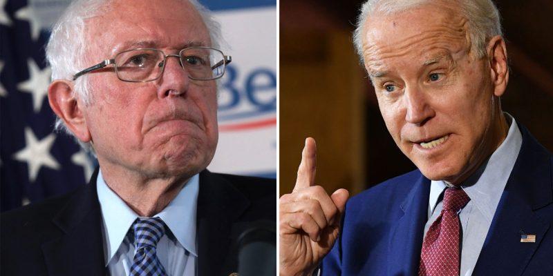 Joe Biden Yells at People, Bernie Sanders Defends Socialism (VIDEO)