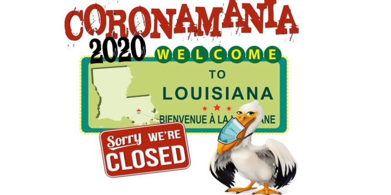 SADOW: What Caused Louisiana's Postponement Overreach?