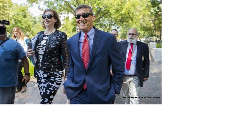 President Trump Considers Pardoning General Flynn