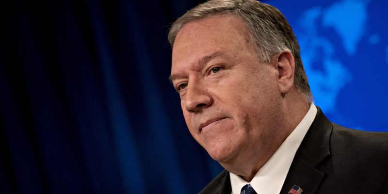 CALL IT WHAT IT IS: Secretary of State Counters Chinese Propaganda, Pushes Specific Virus Name
