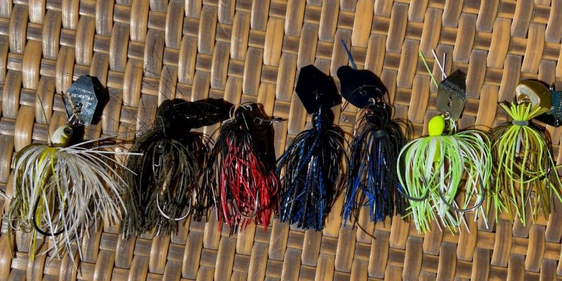 MARSH MAN MASSON: Which ChatterBait Is Best? A Pool Test