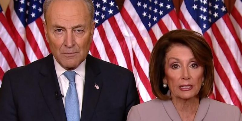 Democrat Leaders Exploit COVID-19 Crisis to Push Extreme Agenda (VIDEO)