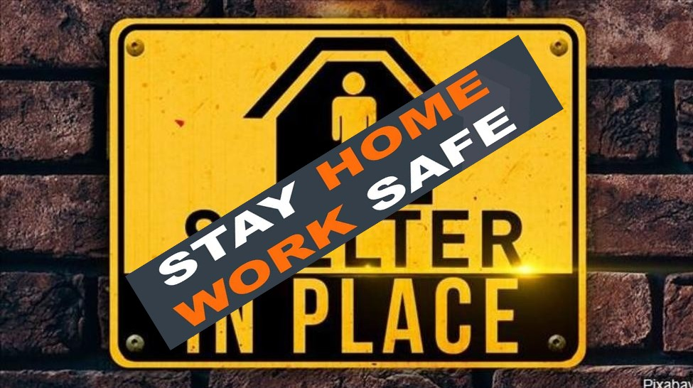 Shelter-in-Place Rebrands As 'Stay Home, Stay Safe ...