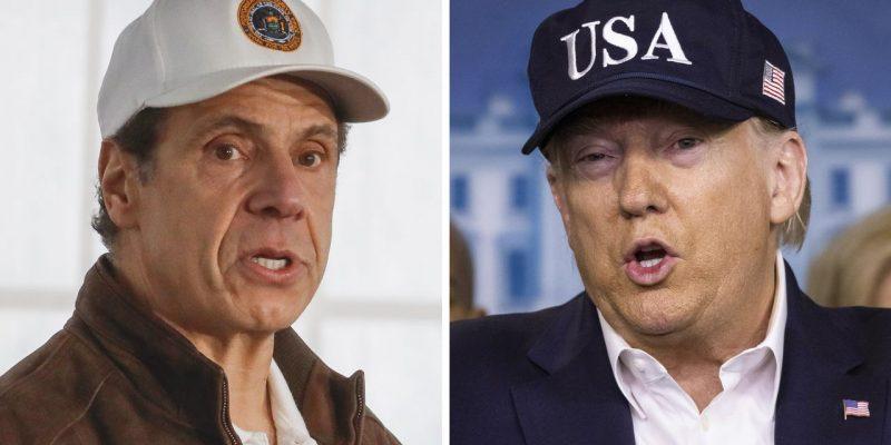 Political Foes Praise President Trump's Coronavirus Response (VIDEO)