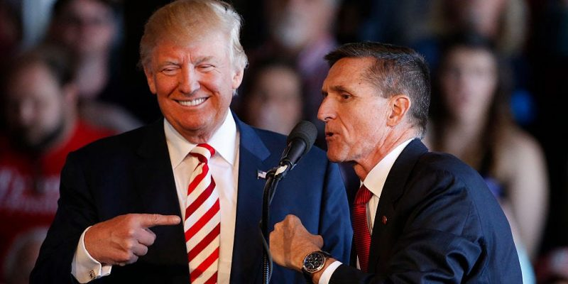 BREAKING: Unsealed Docs Prove FBI Agents Entrapped Lt. Gen. Michael Flynn