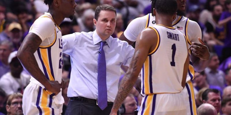 NO CHANGE: LSU AD Responds to Wiretaps and Coach Will Wade