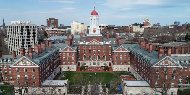 Harvard Draws the Ire of President Trump, Defends Receipt of Stimulus Funds