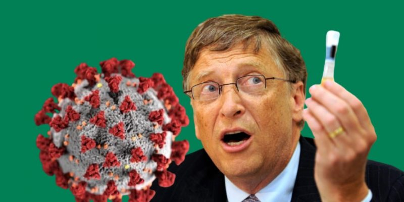 Bill Gates, Dr. Fauci Propose Radical Solution to COVID-19: Digital Certificates