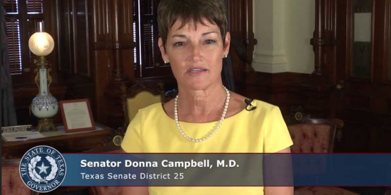 Texas legislators raise concerns about coronavirus reporting