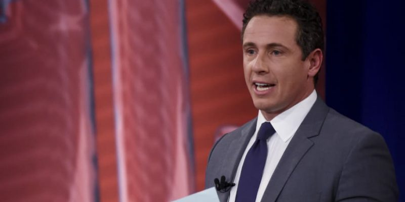 NEW TRUTH: CNN Host Has Choice Words About Career While Recovering from Virus