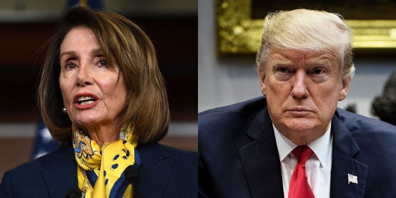 "Trump to Speaker Pelosi: Stop Playing Politics, Renew Paycheck Program ""NOW"""
