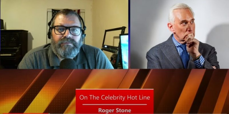 Roger Stone Grants Interviews To Independent Journalists