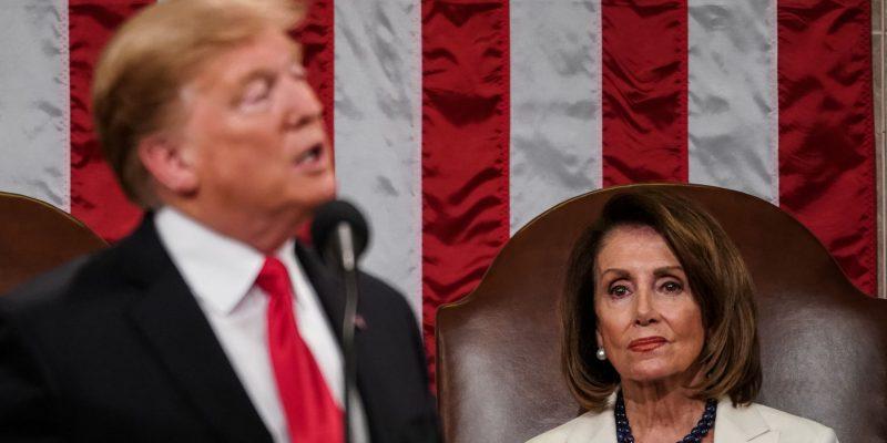 "Nancy Pelosi Takes Rhetoric to New Low, Calls Trump ""Morbidly Obese"" (He's Not)"