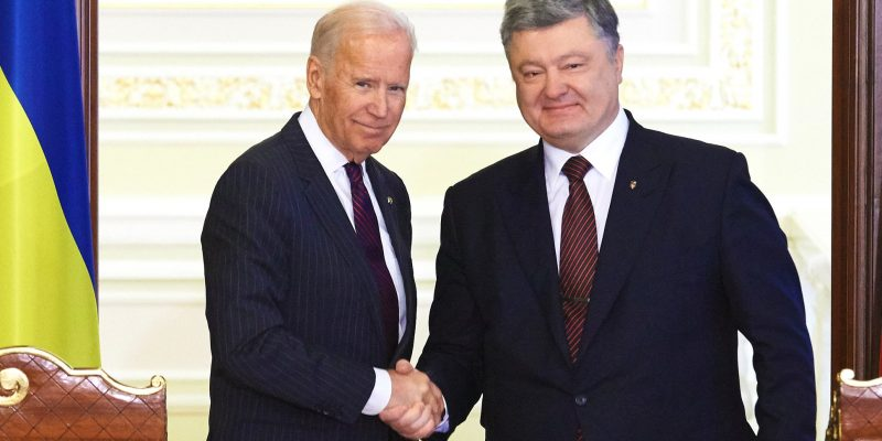 LEAKED: Biden Phone Call with Ukraine's Poroshenko Confirms Quid Pro Quo (VIDEO)