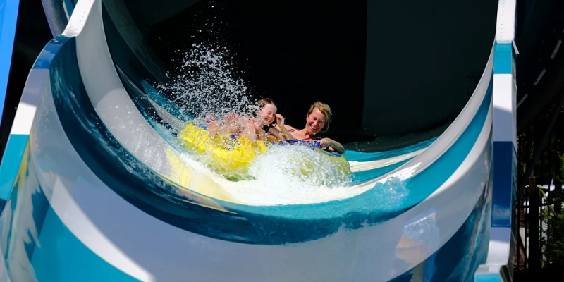 Move Over, Nail Salons: Waterparks Now Defying State Orders In Order To Reopen