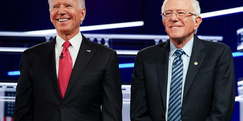 Biden-Sanders proposal for DNC Convention includes increased taxes, tuition-free community colleges, other spending increases