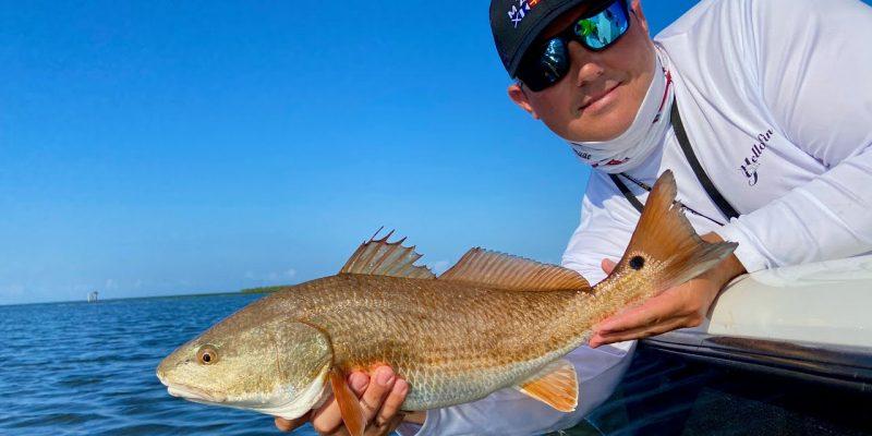 MARSH MAN MASSON: Hardcore Redfish Angler Shares Secrets