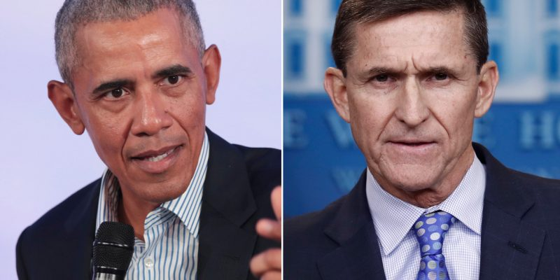 Obama Held Meeting on Michael Flynn, Knew Details of Tapped Phone Call (VIDEO)