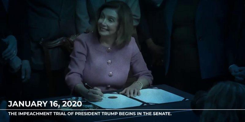 Senator Ted Cruz Exposes Timeline of Democrats COVID-19 Response (VIDEO)