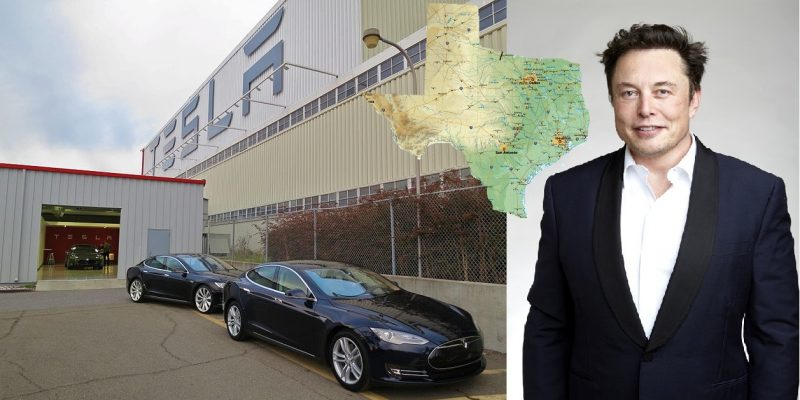 BREAKING: Tesla To Move HQ to Texas, Other California Operations to Nevada
