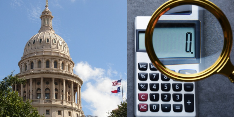 Zero-Based Budgeting Makes COVID-19 Comeback In Texas