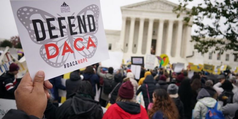 Trump's Brutal Response to the Supreme Court's DACA Decision