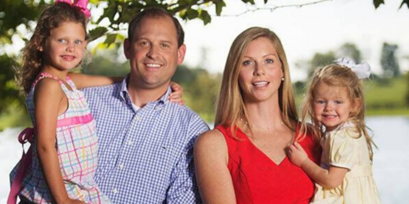 Carol Barr, wife of U.S. Rep Andy Barr of Lexington, dies unexpectedly at age 39