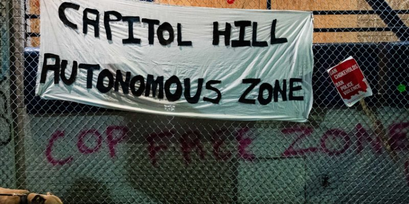 Antifa Takes Control of Six Blocks in Seattle, What Now?