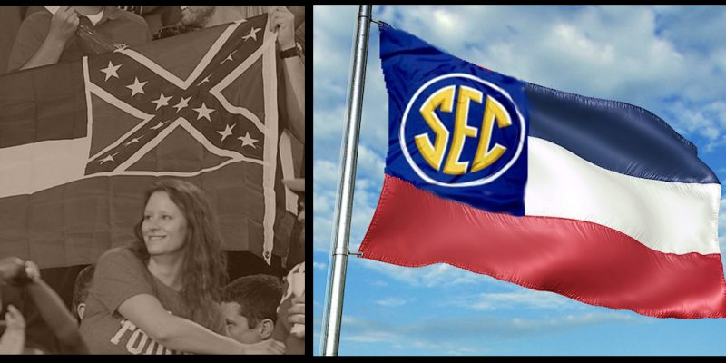 Mississippi Lege Adopts SEC Flag As Part Of Surrender Treaty