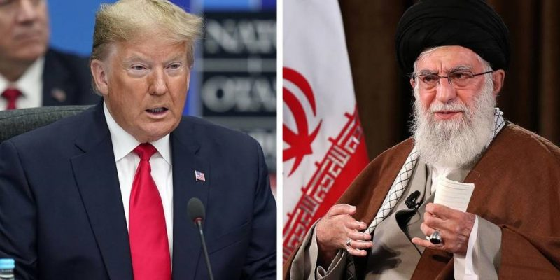 "Iran Issues ""Arrest Warrant"" for President Trump and Thirty-Five Others"