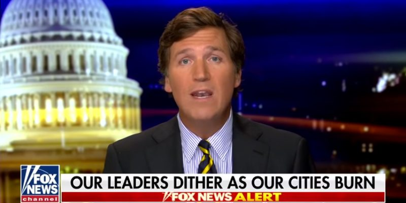 VIDEO: Everybody In America Should See Tucker Carlson's June 1 Monologue