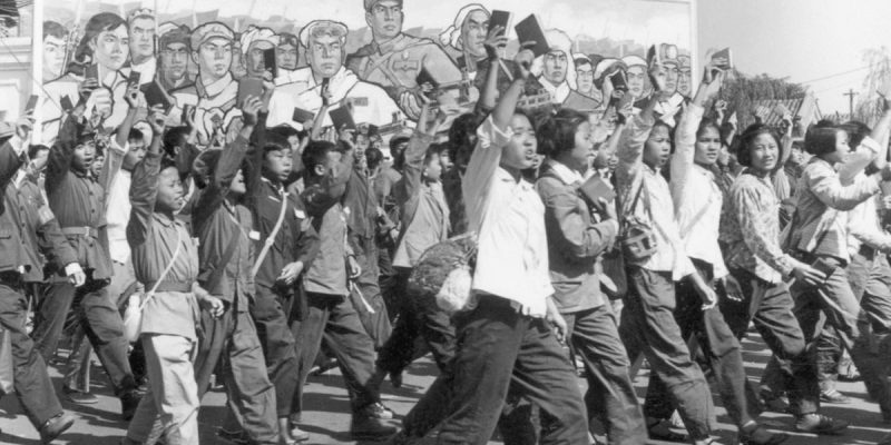 HOLTON: Eerie Parallels Between Antifa And The Chinese Cultural Revolution