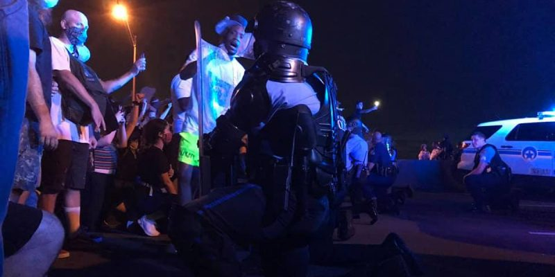 New Orleans' Health Director Goes Full Antifa-Karen On The City's Partygoers