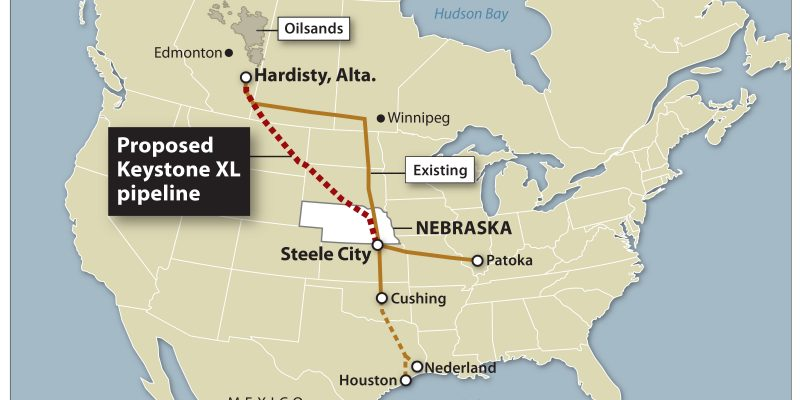 Trump administration asks Supreme Court to review Keystone Pipeline ruling