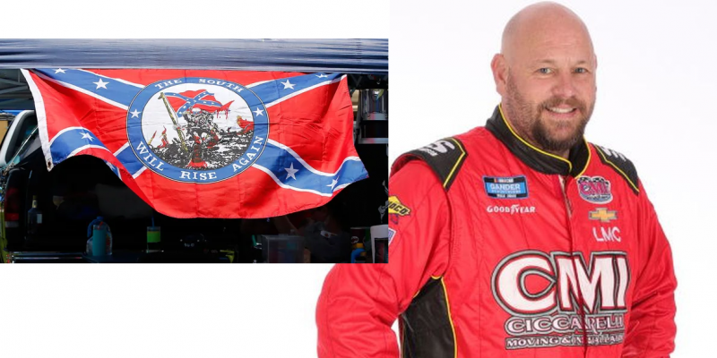 NASCAR Flag-Grab: Getting Woke But Already Going Broke