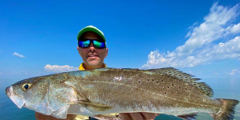 MARSH MAN MASSON: SHARK! During Epic Wade-Fishing Trip!