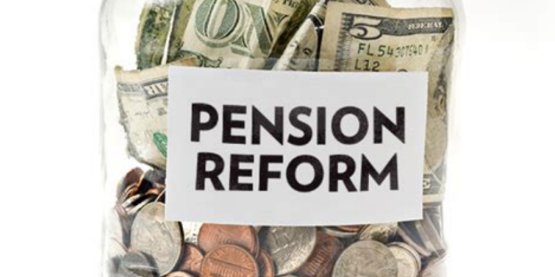 States facing public pension crisis nationwide