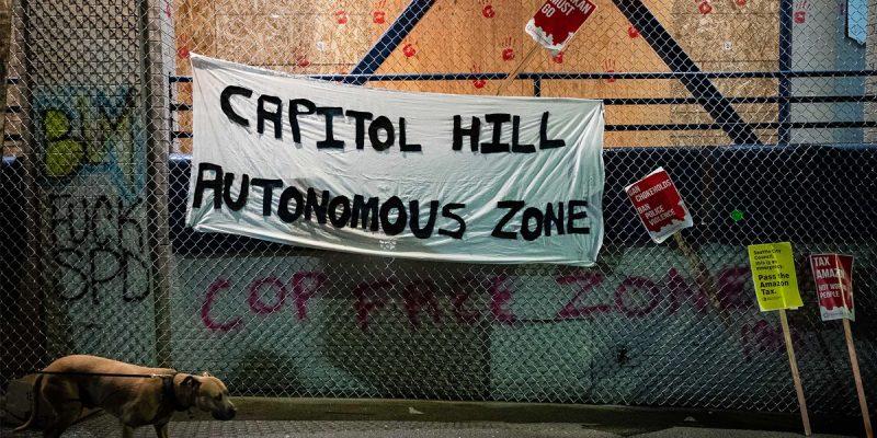 PERRICONE: Seattle Descends Into Communist Revolution